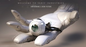Deus Ex Sarif Industries ad