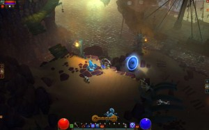 Torchlight 2 Ghost Pirate Cave
