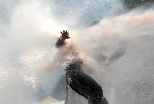 Gezi Park Protester Istanbul